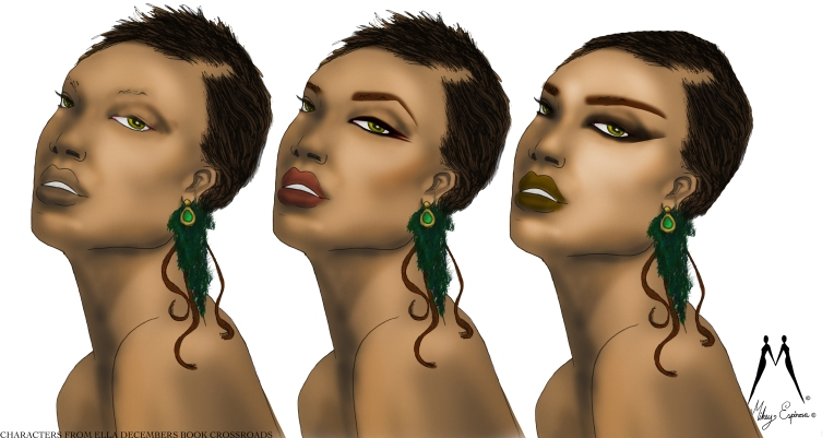 Yvette makeup compilation