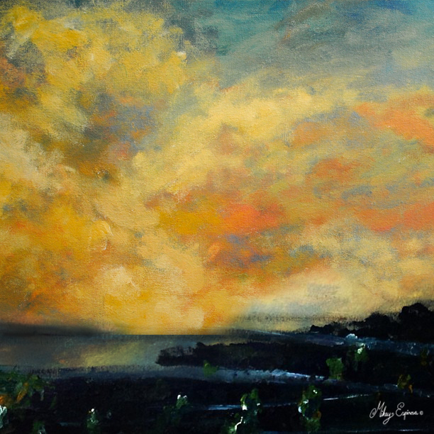 Mikey Espinosa - Alternate sunset