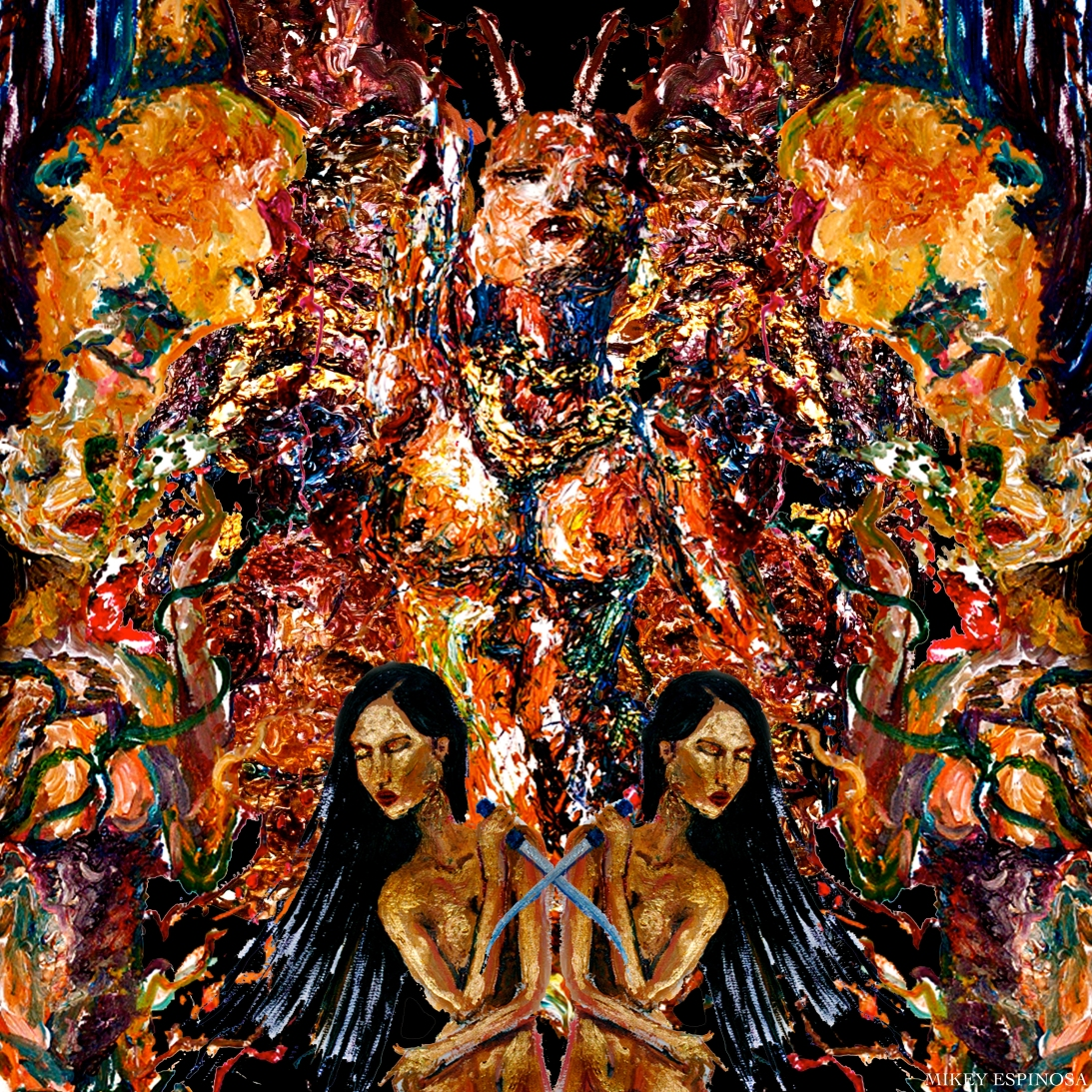 Mikey Espinosa - Empress mashed