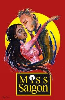 Mikey Espinosa - Miss Saigon Chris and Kim