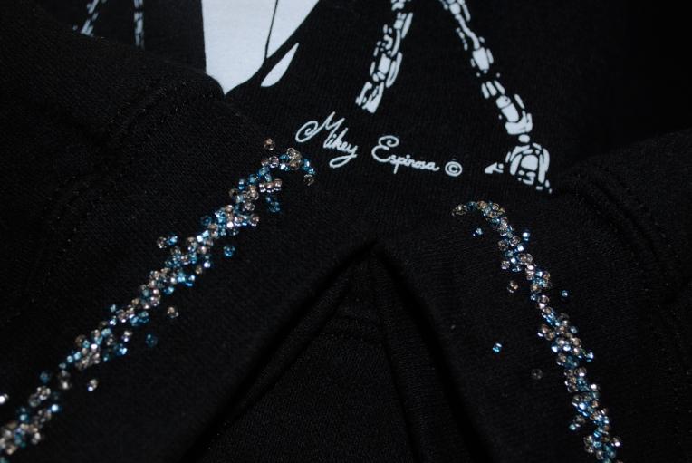 Mikey Espinosa - Endure custom sleeves