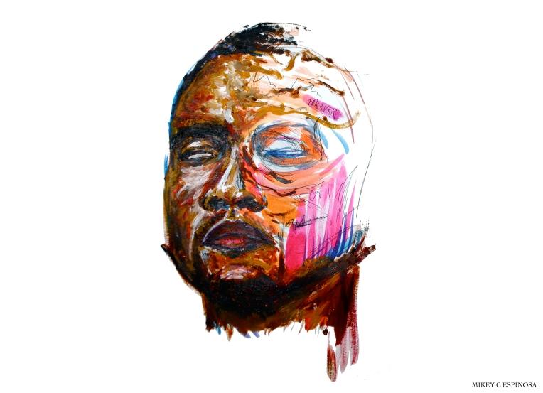 Mikey Espinosa - Frank Ocean (main art 1)